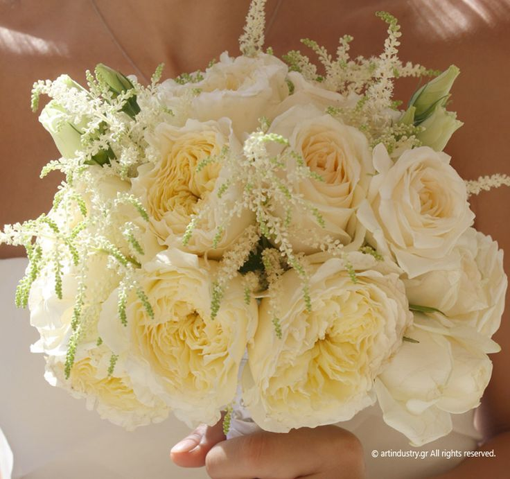 Pure White Wedding by #artindustrygr