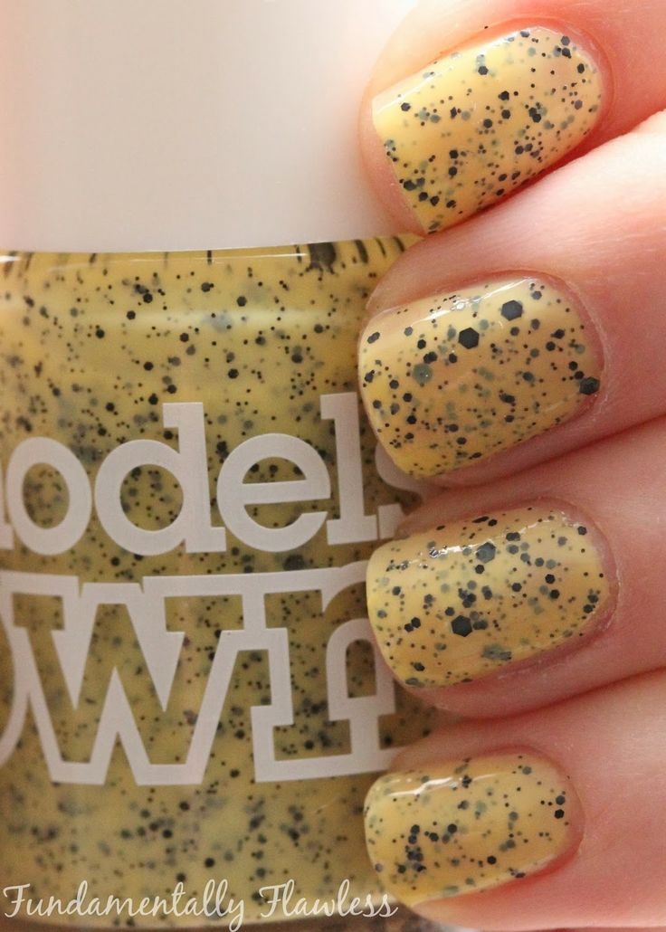 Fundamentally Flawless: Models Own Speckled Eggs Collection Goose swatch