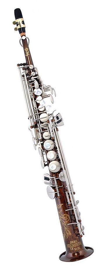 Keilwerth SX90DL - Dave Liebman - Straight Soprano Saxophone - Sax.co.uk