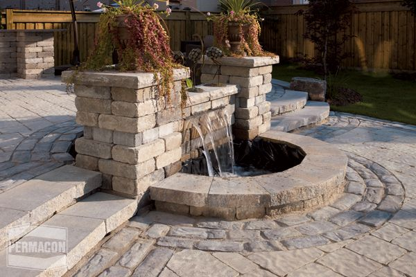 Hardscapes in the pratice of landscaping refers to paved areas where concrete pavers and natural stone are used.  Bergman Landscape and Masonry Centres is your premium destination for Landscape and Masonry products in the Maritimes. We are locally owned and family operated. Stop by anyone of our 4 retail locations today in Bedford, Dartmouth, New Minas and Moncton.