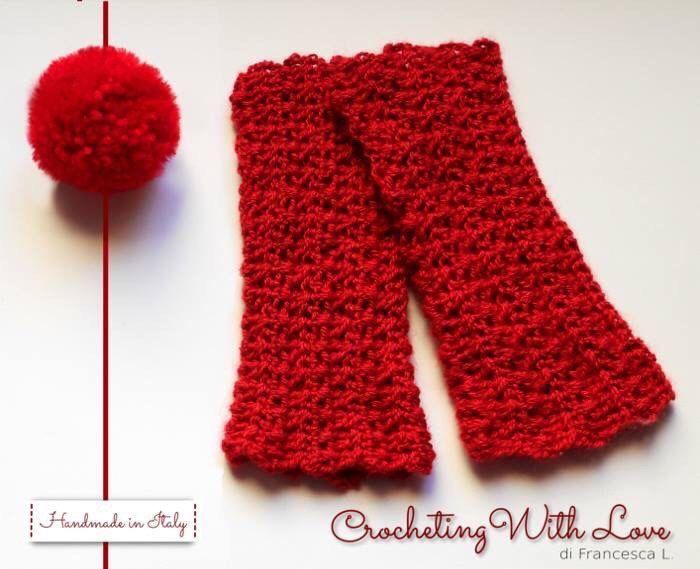 Un preferito personale dal mio negozio Etsy https://www.etsy.com/it/listing/214297525/guanti-senza-dita-rosso-calmo-in-alpaca