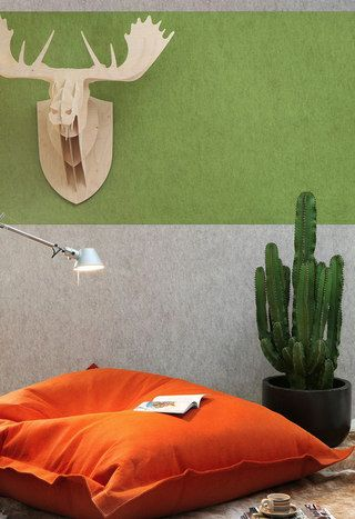 BuzziSkin @BuzziSpace: What would your perfect wall be like? Cuddly and sound-insulating? A surface you can pin photos to? Available in striking colours and easy to install? Environmentally friendly? ... Now you can have all these things at once! The BuzziSkin has everything it takes to make any interior sexy, at home or ...