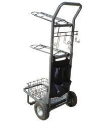 Rolling Saddle Rack Cart - Horse.com