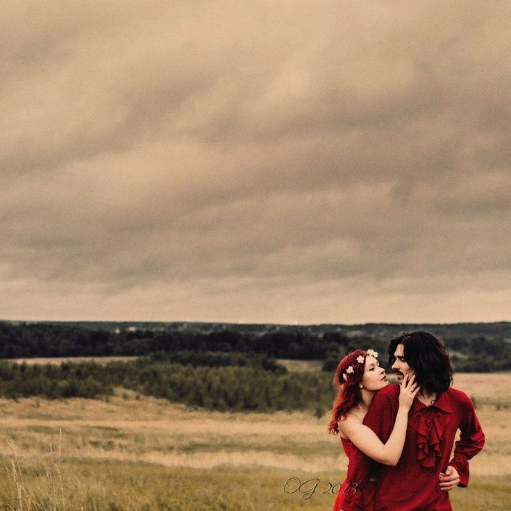 Олеся Гавриш - свадебная флористика и декор - Тематическая красная свадьба. Красный букет невесты.