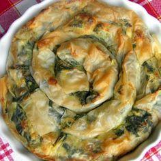 Feuilleté aux épinards frais et feta : 45 recettes du monde - Journal des Femmes Cuisiner