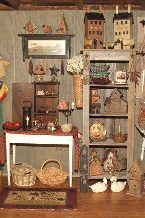 1000 ideas about primitive homes on pinterest saltbox houses country decor and country - Beths country primitive home decor ideas ...