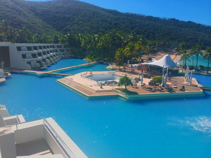 The magnificent pool that is the key feature to Hayman Island was part of a refurbishment project. The pool is equal in size to 7 Olympic sized pools, and is the largest in swimming pool in the southern hemisphere. This luxurious pool forms part of the pool wing where visitors staying in the pool rooms can have direct access to the pool.  For More Information Visit:-  https://www.facebook.com/fabricsolutionsaustralia
