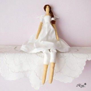 Panenka Andělka Sněženka