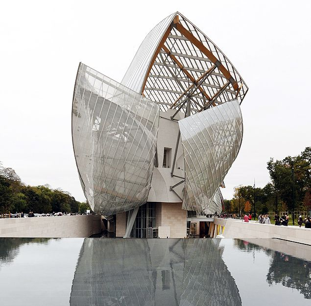 da série, grandes arquitetos: Frank Gehry