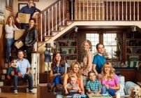 The whole family comes back together on Fuller House after big sister D.J's husband dies and life will change for more than just her