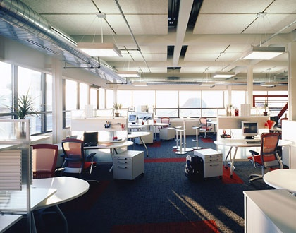 40 best collaborative office space images on pinterest Collaborative workspace design