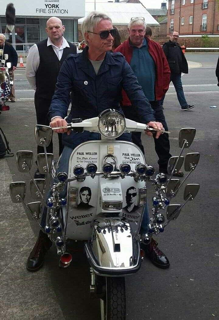 Paul Weller. York, England 7/4/17