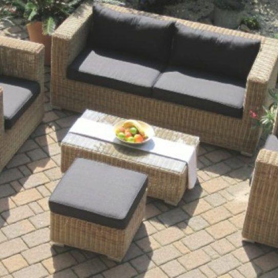Loungemobel Garten Grau. Bauholz Lounge Sofa Garten Balingen White