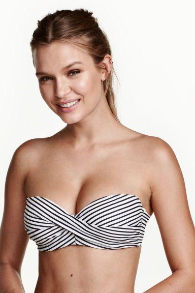 Haut de bikini balconnet | H&M