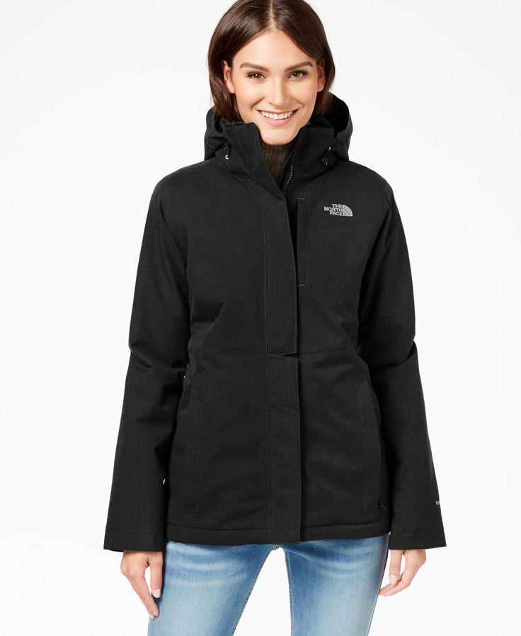 The North Face Inlux Waterproof Parka