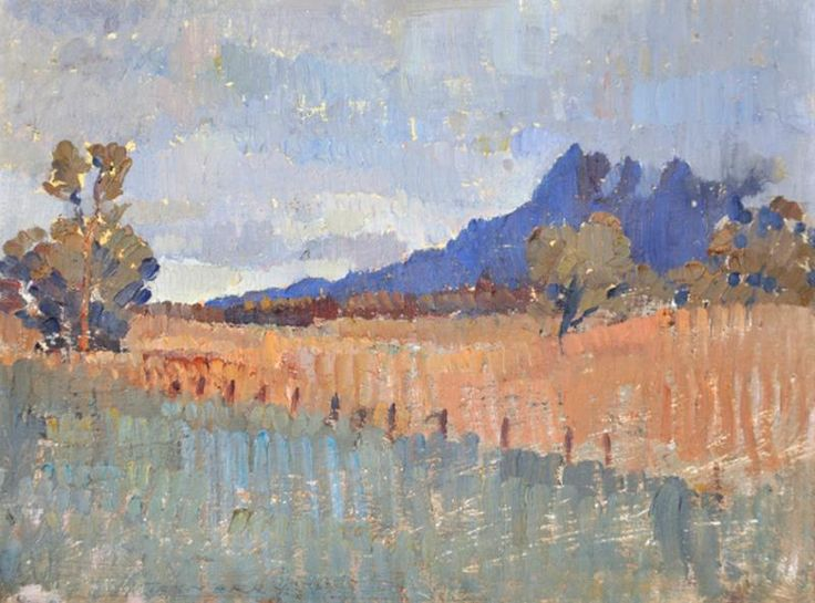 horace trenerry paintings | Paintings - Horace Hurtle Trenerry - Page 4 - Australian Art Auction ...