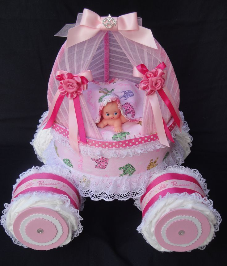 princess diaper cake 25 best ideas about carriage on baby 6809