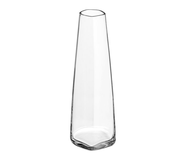 Clear One flower vase - Iittala x Issey Miyake Home Collection