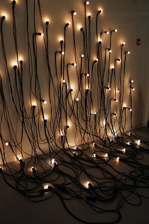 Light installation by jason meyer