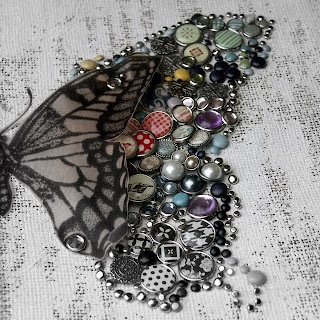 Brad embellished butterfly Gracious!