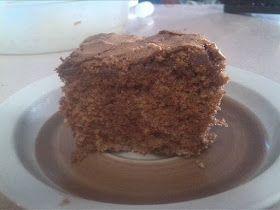 מתכונים ועצות שצברתי בדרך: עוגת הבית-עוגת שיש קצת אחרת