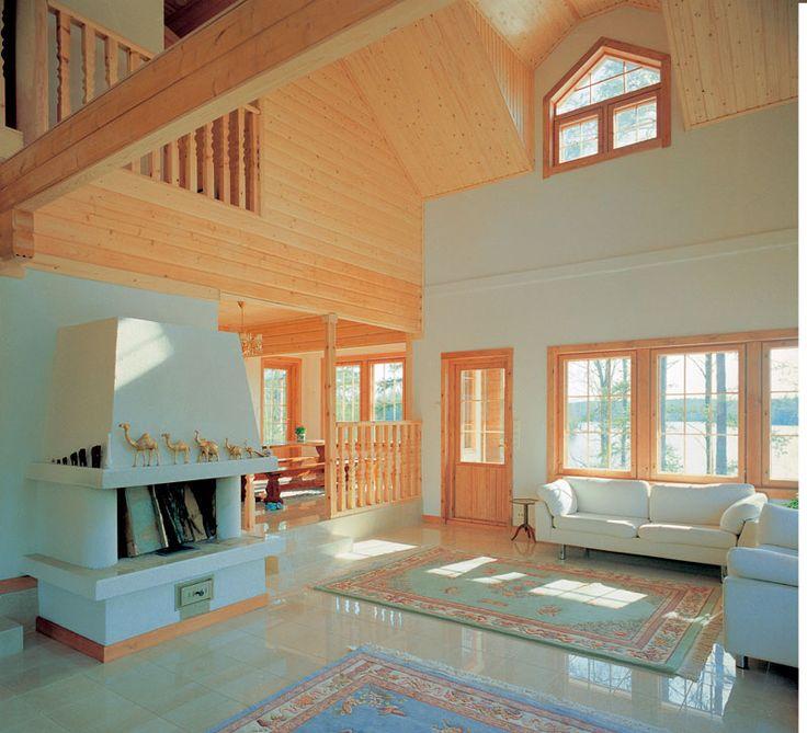 интерьер зала с камином - Дизайн камина в интерьере - Фотоальбомы - Модный дизайн