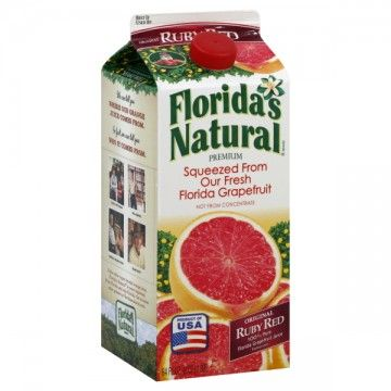 Florida S Natural Premium Grapefruit Juice Ruby Red