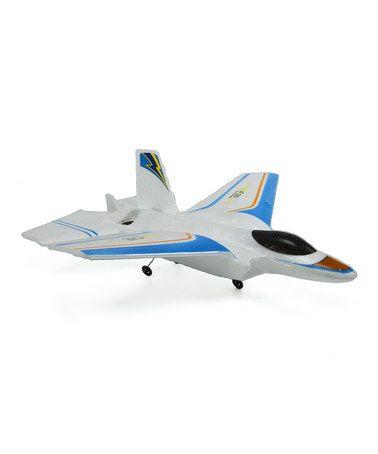 This Skyhawk F35 Raptor 3CH Electric Remote Control Plane is perfect! #zulilyfinds