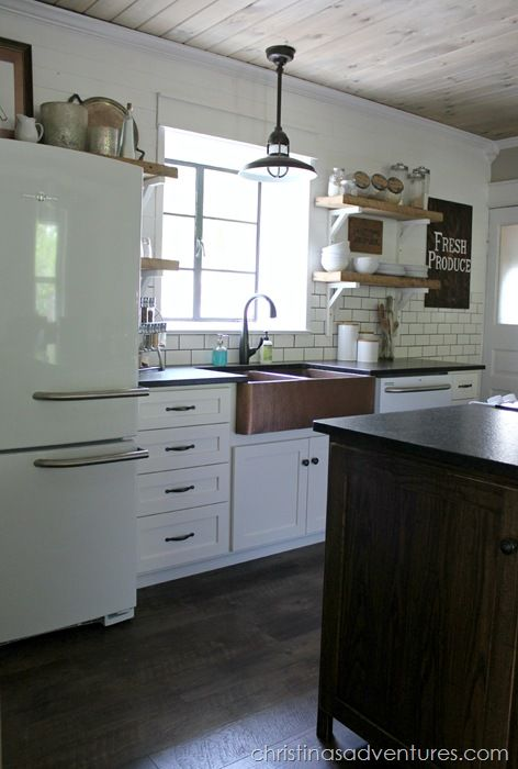 688 best images about Vintage Kitchens on Pinterest