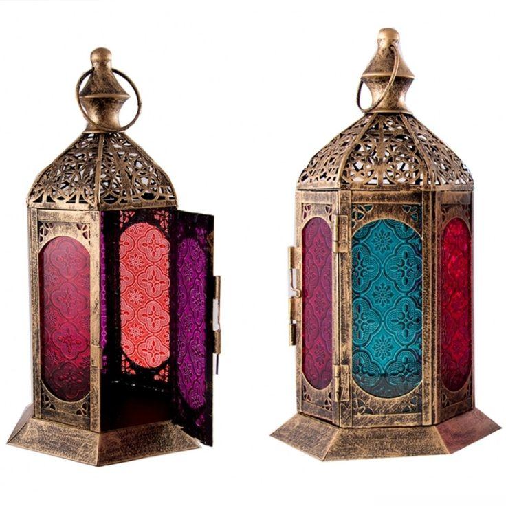 фонарь восточный индийский марокканский латунь золотой аренда прокат декор свадьба москва