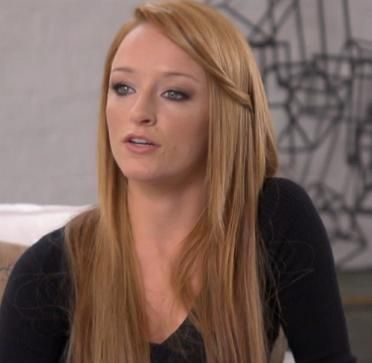 maci bookout. i really want to dye my hair this color.