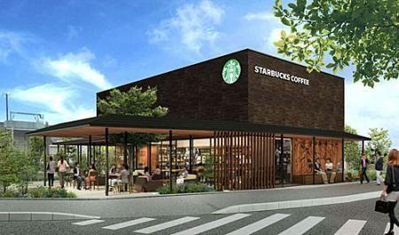 「スターバックス コーヒー シャミネ鳥取店」の外観イメージ - Yahoo!ニュース(日刊スポーツ)