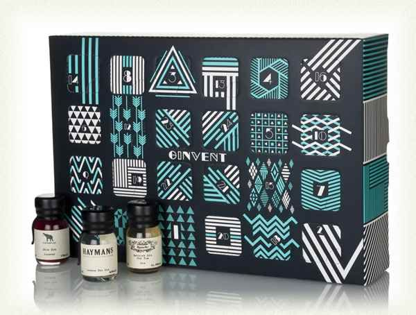 The Ginvent Calendar (2017 Edition)