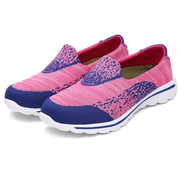 US Size 5-11 Women Casual Outdoor Slip On Sport Shoes - US$29.66