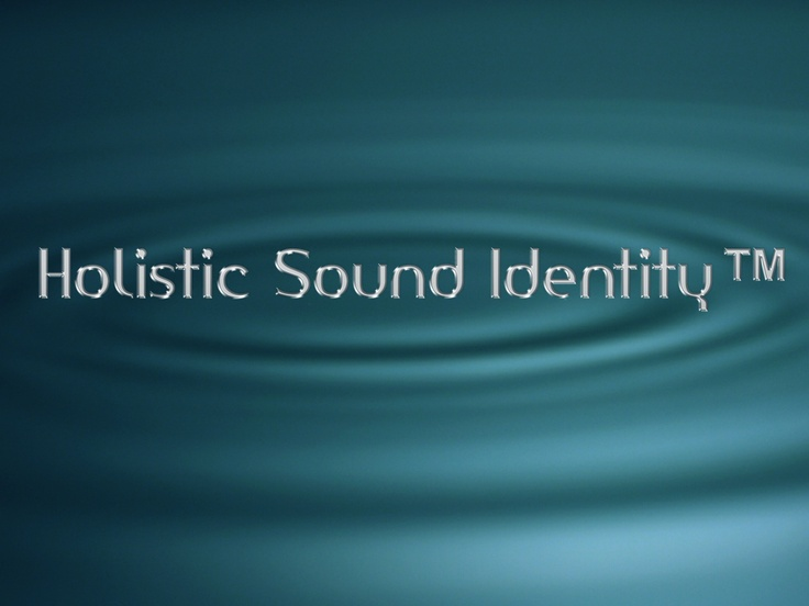 Holistic Sound Identity