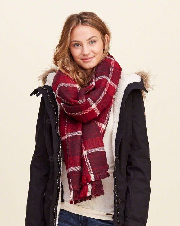 Scarf from hollister