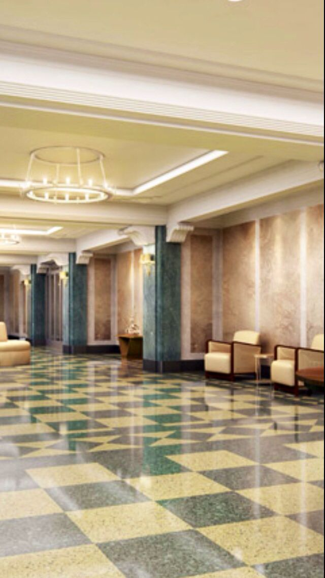 Art Deco Foyer Lighting : Foyers in new york and art deco on pinterest