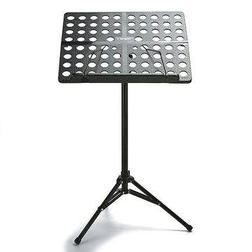 Sólo €13.19, compra mejor Flanger FL-05R atril soporte de música pequeño de aluminio plegable con el bolso venta en línea en pricio del wholesale. Almacén de EE.UU./UE.