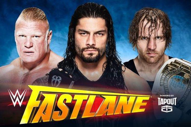 WWE Fastlane 2016 Review