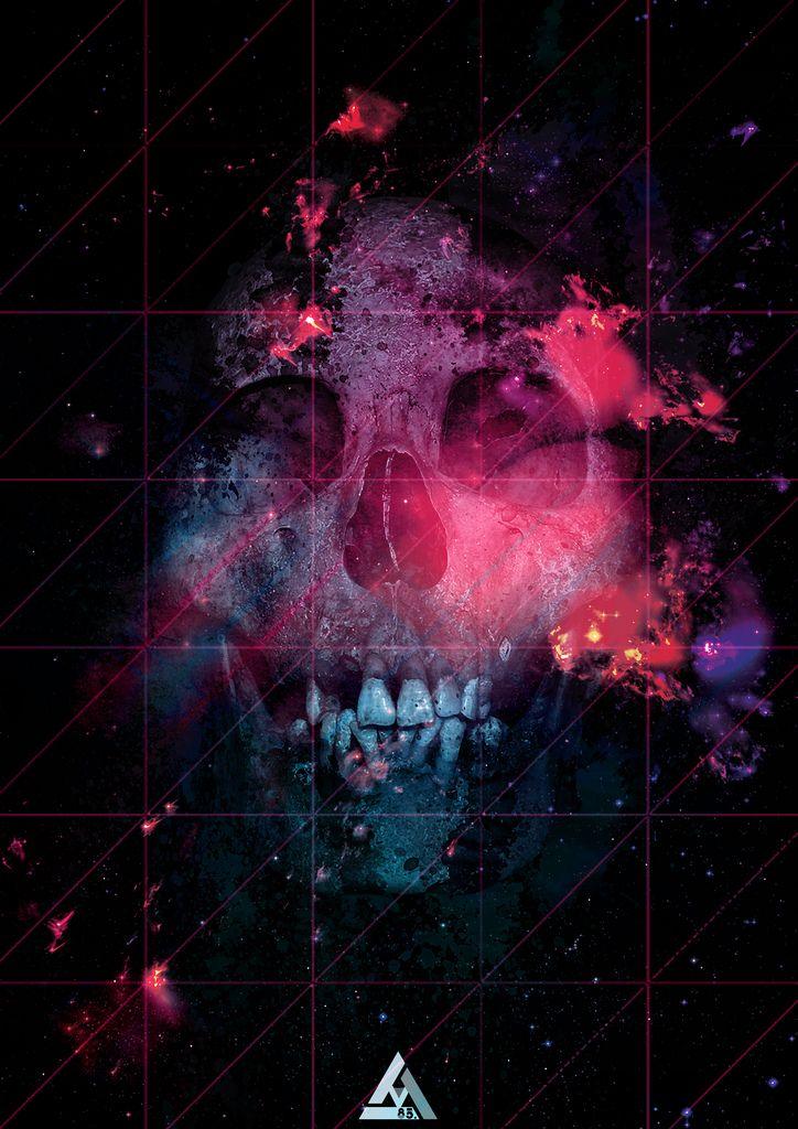 #artwork #creative #design #Designs #Illustrations #Inspiration #skulls #beautifulDesign Inspiration, Posters Inspiration, Hipster Spaces, Skull Inspiration, Spaces Skull, Incr Skulltast, Spaces Skills, Skulltast Design, Skull Happy