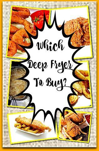 Best Deep Fryer For Home Kitchen