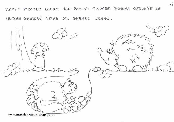 Piccolo Riccio  fa i capricci , non vuol dormire. A lui piace tanto giocare con i suoi amici, ma Piccolo Scoiattolo, Piccolo Ghiro e ...