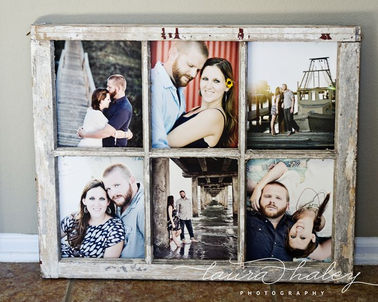 window panes make great picture frames: Laura Haley Photography
