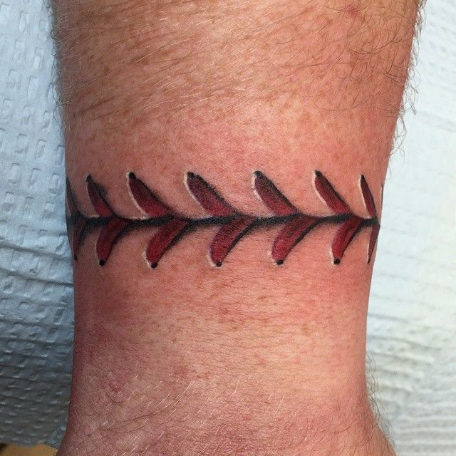 45 Sporty Baseball Tattoo Designs – For The Love Of The Game                                                                                                                                                                                 More