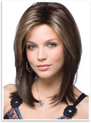 mid+length+hair+styles+for+women+in+40s | Celebrate the Top 40 Short, Medium, Long Length & Human Hair Wigs ...