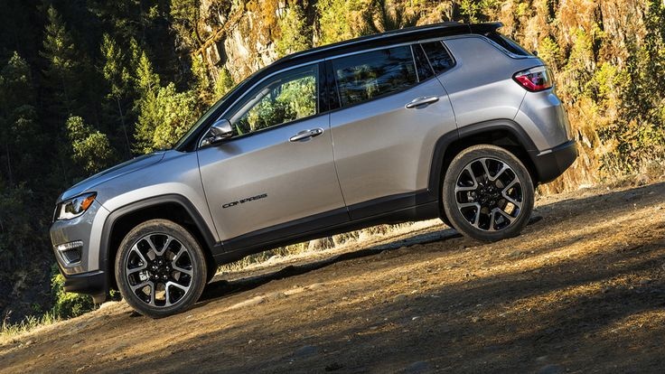 2019 Jeep Compass Exterior Changes