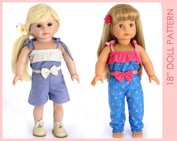 18 inch doll pattern 18 inch doll clothes patterns Doll