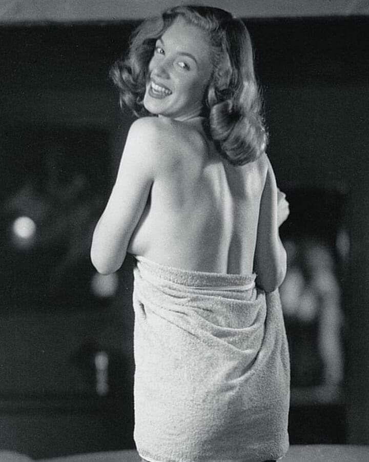 nackt Monroe Marilyn Marilyn monroe