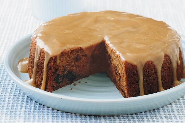 Toffee Cake Topping