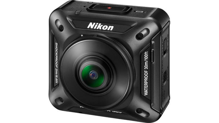 Keymission 360 Is Nikon's First Ever Action Camera